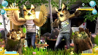 Kinect Nat Geo TV - Birds