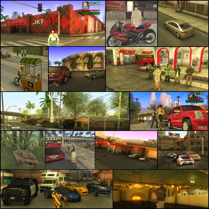 GTA Extreme Indonesia 2014