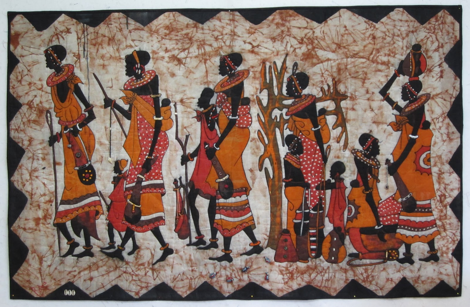 Kitambaa East African Batiks