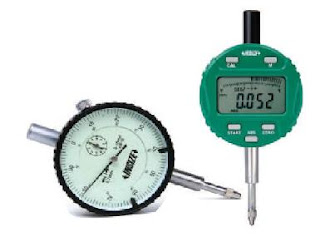 Jual Dial Indicator, Digital & Analog