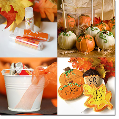 autumn baby shower favors autumn crafts picture