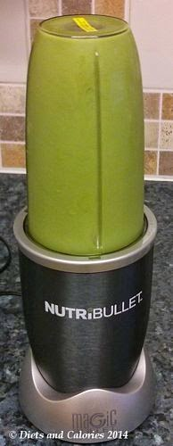 Nutribullet green smoothie