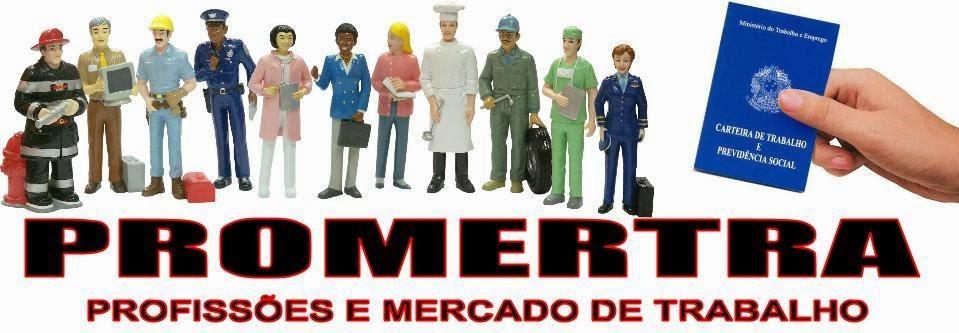 PROFISSÕES E MERCADO DE TRABALHO