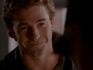 Ben Covington, aka Scott Speedman, on Felicity.