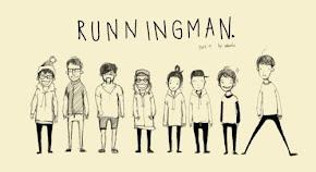 ○(≧□≦)○ running man