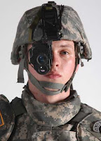 army night vision goggles
