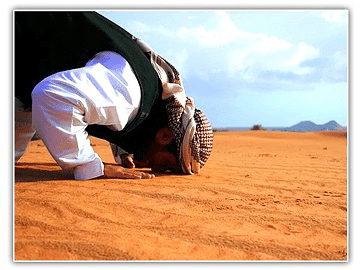 islam total submission to allah Former muslim reza safa talks with pat robertson about islam submission to all the will of allah so islam means a total submission and yieldedness.