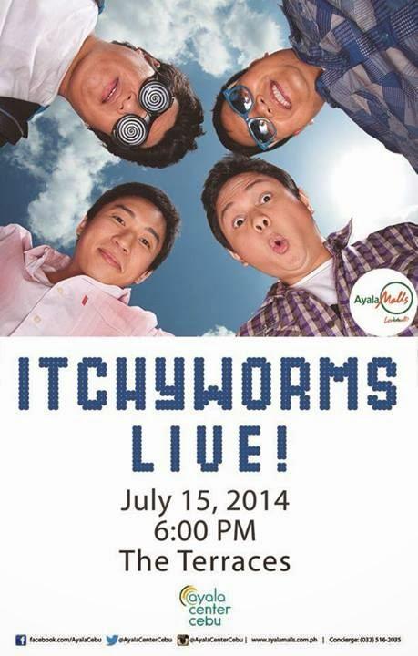Ayala-Center-Cebu-Itchyworms-Live