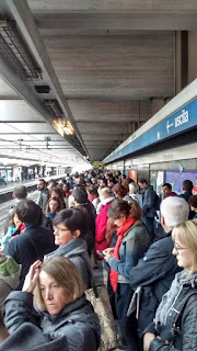 Metro B - Disagi