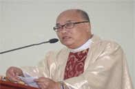 Paderi Paroki: Fr. Anthony Ng Lee Kiang
