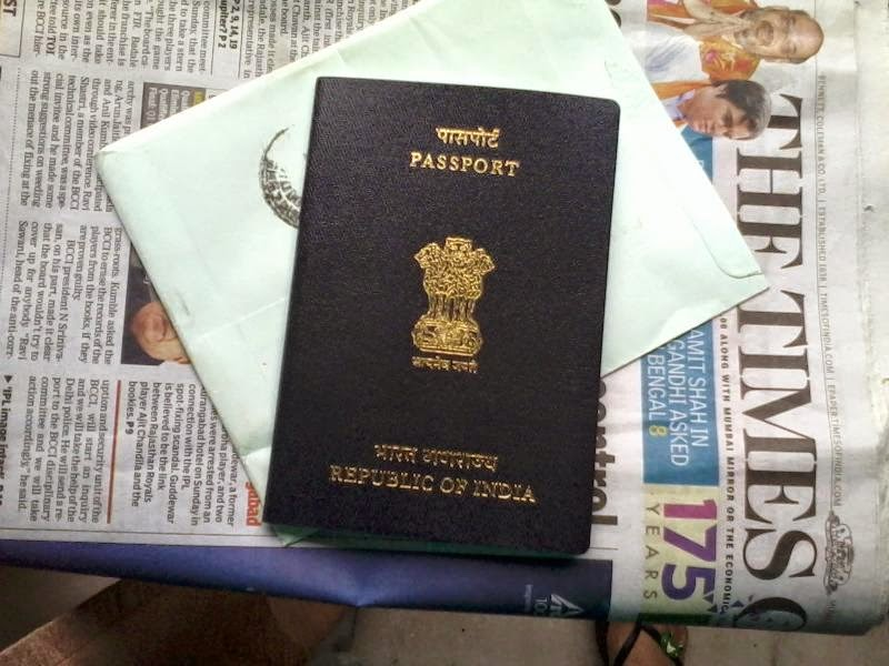 How to get passport appointment online