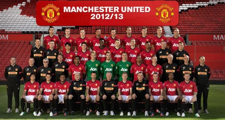 Dia Daftar Skuad Manchester United 2012 2013 Nanti Akan Saya Update