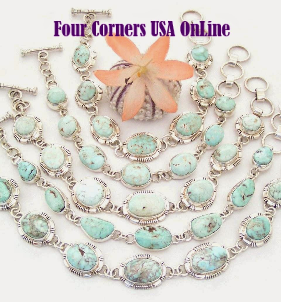 http://stores.fourcornersusaonline.com/dry-creek-turquoise-bracelets/