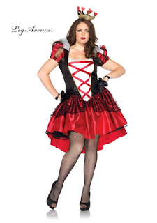 REVIEW: Royal Red Queen Costume