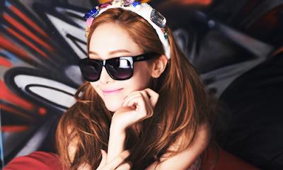 Jessica Jung SNSD Girls' Generation Sweet Girl