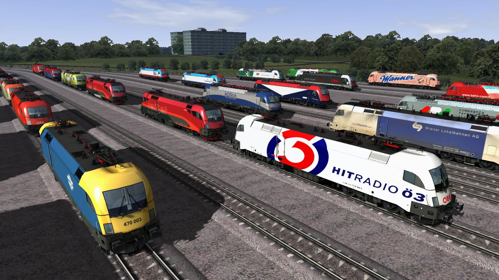 Train simulator 2013 on steam