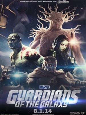Vệ Binh Dải Ngân Hà – Guardians of the Galaxy 2014
