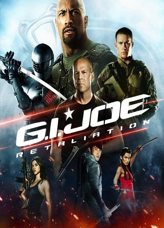 Biệt Đội Mãng Xà 2: Báo Thù - G.I. Joe: Retaliation - 2013