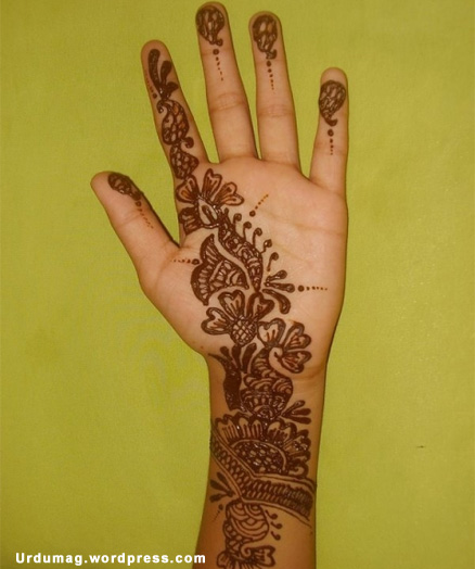 Best arabic mehndi designs 2012 its all about fashion for Best blogspot design