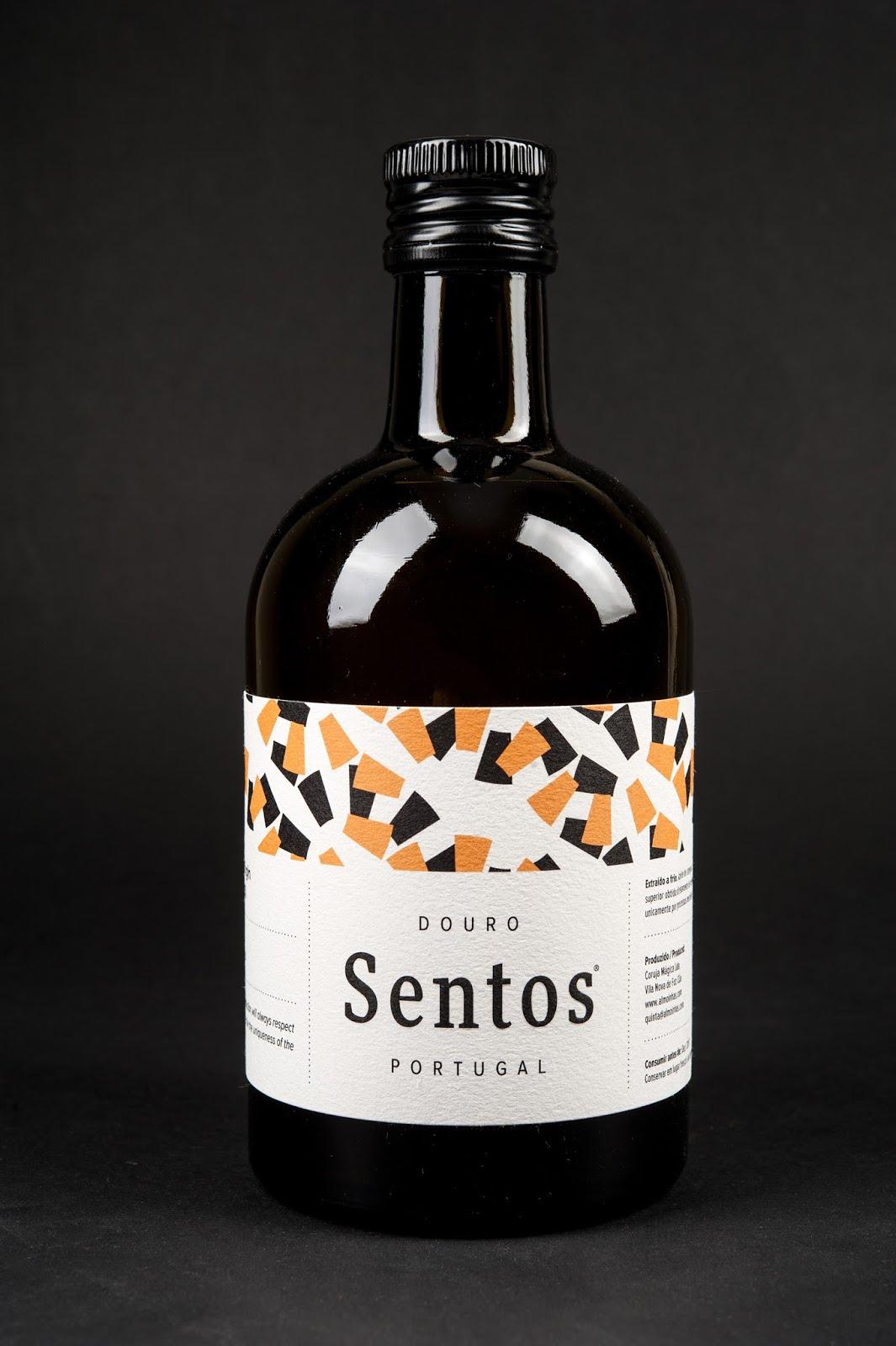 SENTOS, olive oil, Portugal