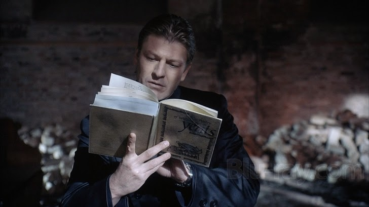 Equilibrium: Sean Bean as Cleric Errol Partridge | A Constantly Racing Mind