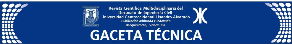 Revista Gaceta Técnica