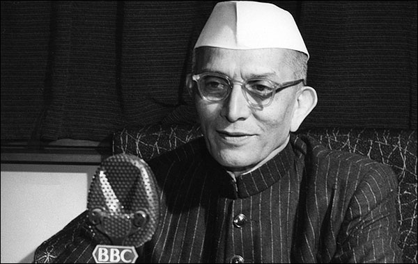 The forgotten Gujarati Prime Minister