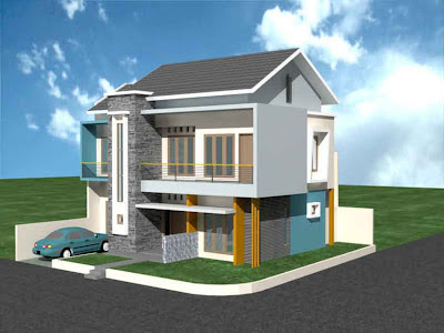Gambar Desain Rumah Minimalis Modern Hook-06