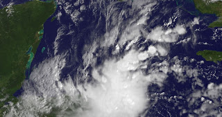 Rina, Belize, Yucatán, Honduras, Riviera Maya, Cancún, Cozumel, Playa del Carmen, aktuell, Satellitenbild Satellitenbilder, Vorhersage Forecast Prognose, 2011, Hurrikansaison 2011, Oktober,