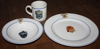 Harry Potter Johnson Bros Porcelain Set