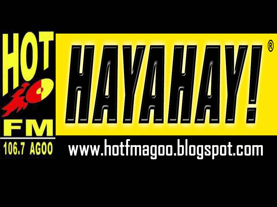 Anti Cybercrime Logo 106 7 HOT FM  Agoo La Union