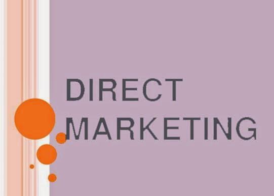 Purpose-Of-Direct-Marketing