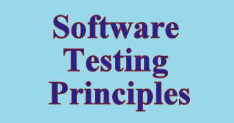 Software Testing Principles