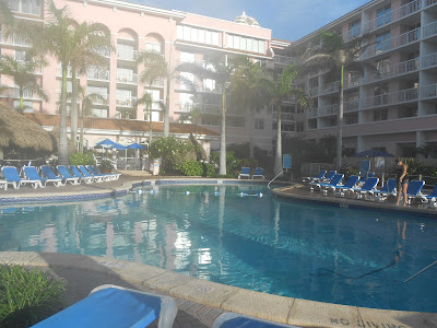 Palm Beach Shores Resort pool
