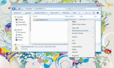 Cara Mengembalikan File di Laptop yang Terhapus Permanen tanpa Software