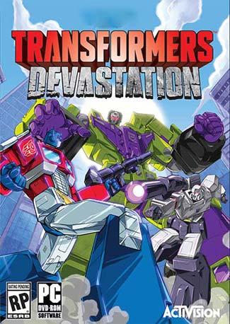Transformers Devastation Download for PC