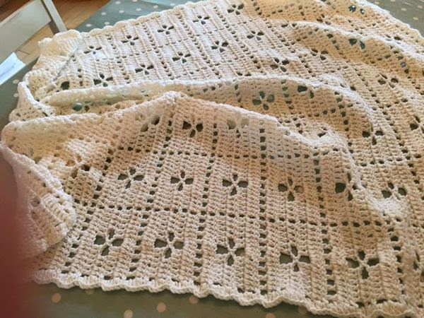 Knitting Pattern For Call The Midwife Blanket : Rebeccas Crochet Blog: Call the Midwife blanket