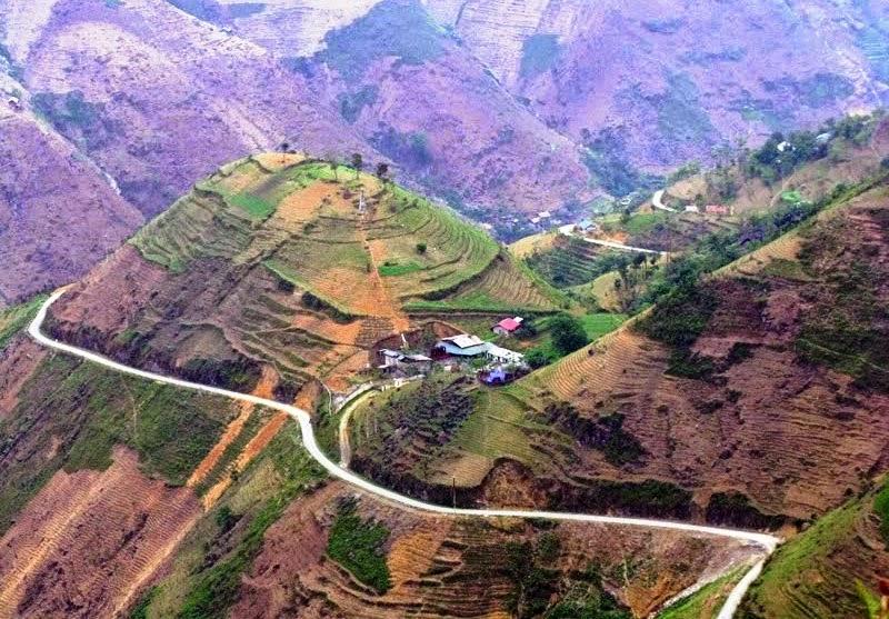Ảnh cung đường Hà Giang