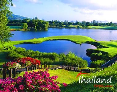 Thailand Hotel Garden