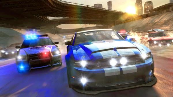 Game The Crew PC Repack New terbaru screenshot