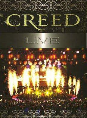 Baixar DVD Creed - Live Download Grátis