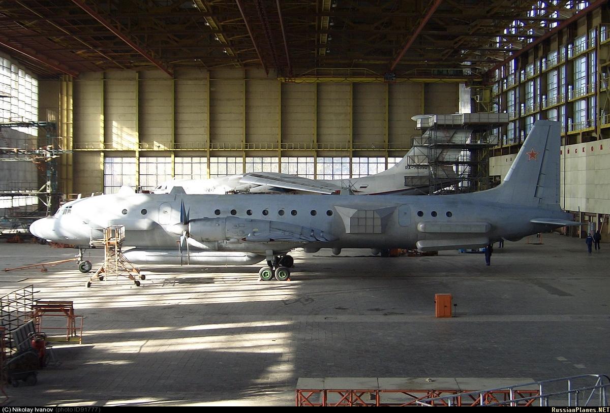 russie IL-20M+ZHUKOVSKII+15-10-2012+1