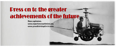 press on to the greater achievements