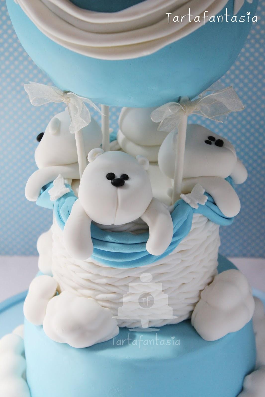 Como Hacer Un Cake De Baby Shower