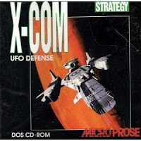 X-com UFO Defense Cover Art