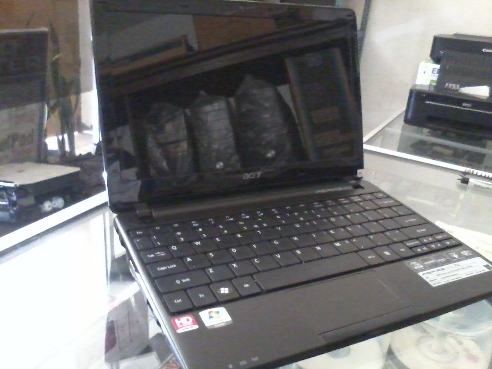 Acer Keyboard Notebook Aspire One 722 Hitam Update Daftar Harga Laptop 721 753 Series Second Oleh Jawara Jual Spesifikasi