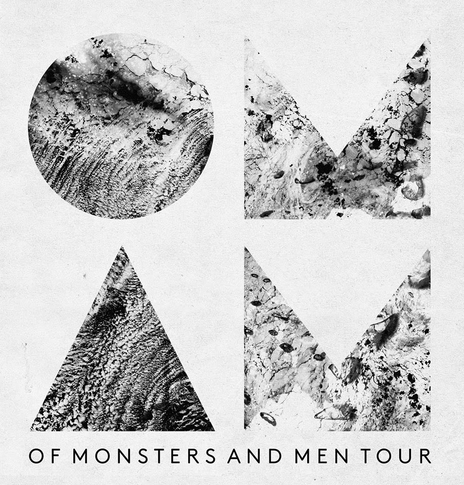 of monsters and men gira tour beneath the skin 2015 concierto españa
