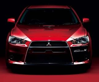 Mobil Mitshubishi Lancer Evo