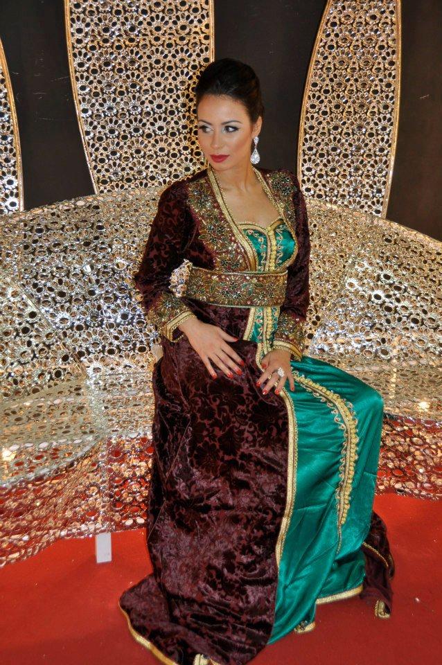 location Takchita marocaine a paris 2014 - Caftan Marocain Haute ...