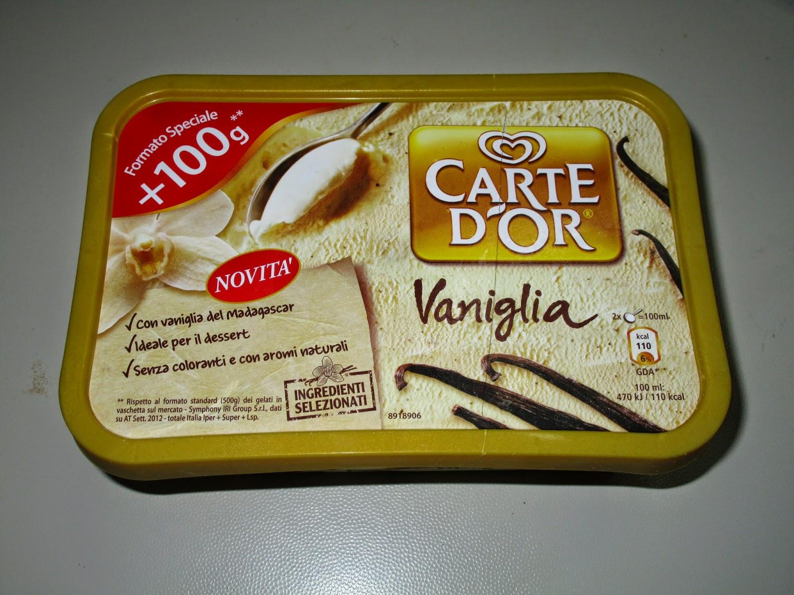 smoothie alla vaniglia